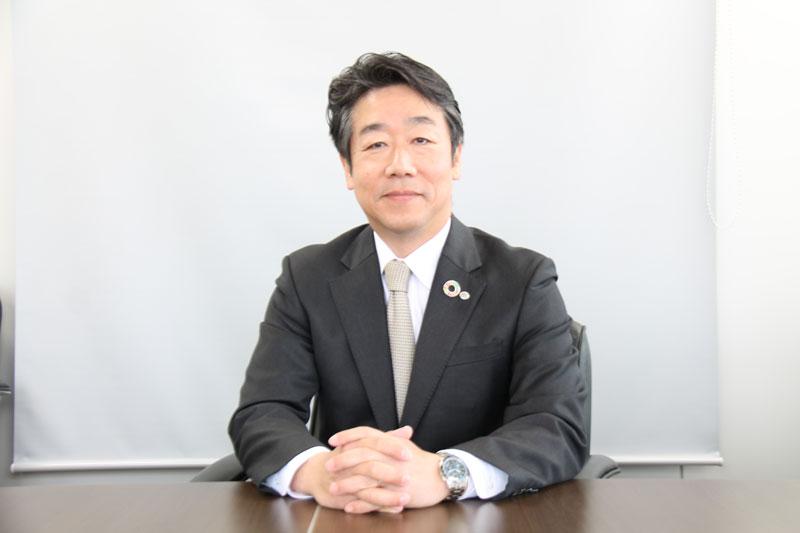代表取締役社長  山田 英孝